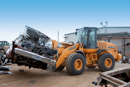 wheel loaders Parts & Services